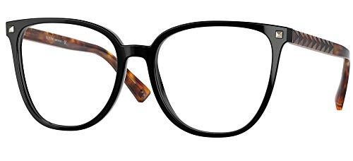 Valentino Gafas de Vista VA 3059 Black 54/17/140 mujer