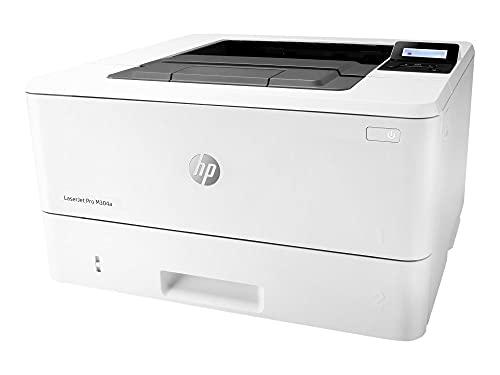 HP LaserJet W1A66A Pro M304a, Stampante Laser Monocromatica, Velocità 35 ppm, Capacità Vassoi Carta 350, Display LCD 2 Righe, USB, Design compatto, Bianca