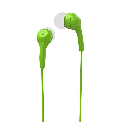 Motorola Earbuds 2 - Kabelgebundenes In-Ear Stereo Kopfhörer - Grün