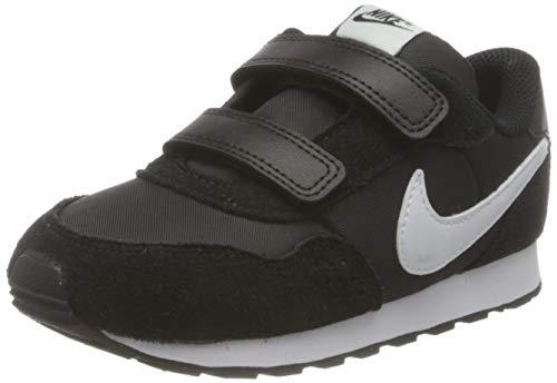 NIKE MD Valiant (TDV), Sneaker, Black/White, 22 EU