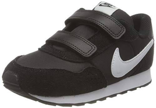 Nike MD Valiant (TDV), Sneaker, Black/White, 21 EU