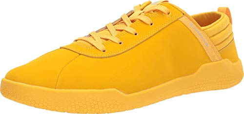 Caterpillar P724080 Chaussures hexagonales pour homme Jaune chaton Taille M