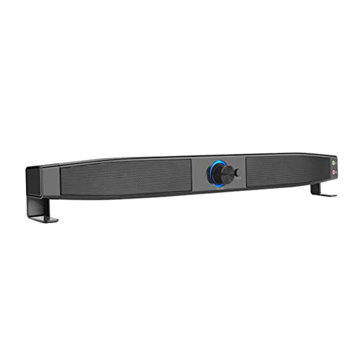 Bluetooth USB Portable Multimedia Home Theater versterker Sound Bar MP3 Sprekers van de computer Desktop Luidsprekers