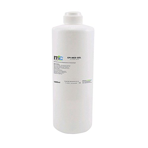 250ml Medicalcorner24® Epi-Med Kontaktgel IPL-Gel für IPL Behandlung Haarentfernung Gel