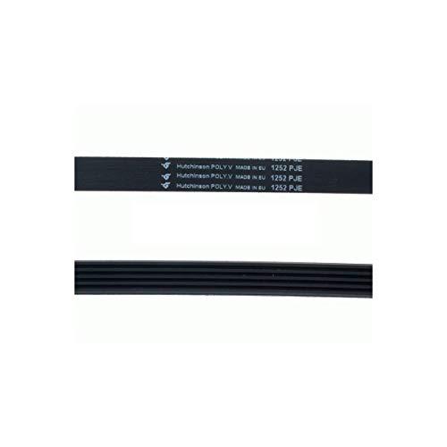 Cinghia Lavatrice Bosch 1252–5pje wfl1600ee01354131–439491
