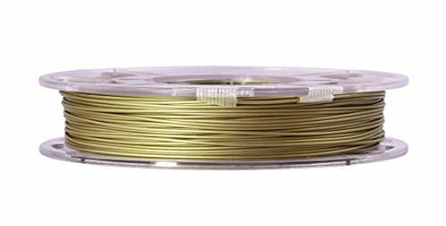 eSun Bronze 3D Drucker Filament, 0.5 kg / 1.75mm – Bronze Farbe (bronze color), Druck Tempe. 180-210 Grad C, universal für 3D Drucker z.B. MakerBot RepRap MakerGear Ultimaker Mendel Huxlep UP Thing-o-matic usw.