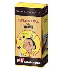 Passalacqua Black Vulcan Grani - 1/2 KG