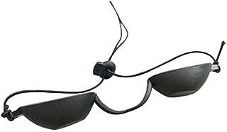 TOOGOO Flexible Uv Eye Protection Indoor & Outdoor Sunbed Tanning Goggles Beach Sunbathing Eyewear
