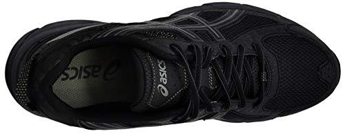 ASICS Men's Gel-Venture 6 Running Shoe, Graphite Grey/Black, 10 M US