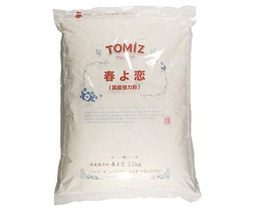 春よ恋 / 3kg 【創業100年 富澤商店】TOMIZ/cuoca 小麦粉 北海道産強力粉 国産 強力粉