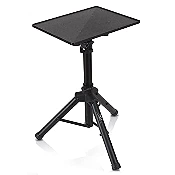 Pyle-Pro Universal Device Projector Height Adjustable Laptop Computer DJ Equipment Stand Mount Holder Good for Stage or Studio-Pyle PLPTS4 28   to 46