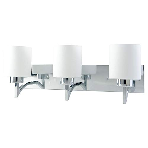 BELDI 24167-W3 Markam Wall Light, Regular, Chrome