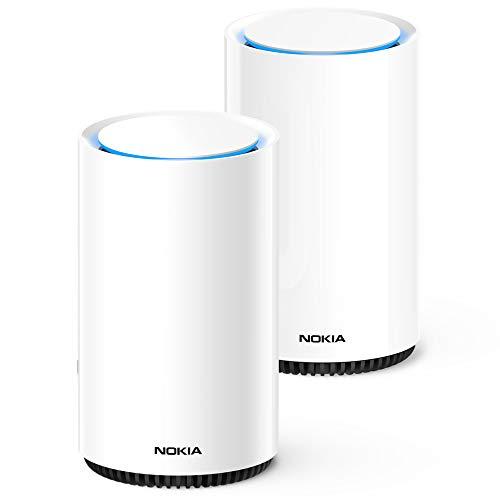 Nokia WiFi Beacon 3 – Sistema de Router Mesh – Extensor...