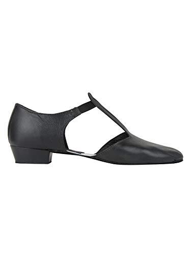 Griechische Sandale Leder, Weite M
