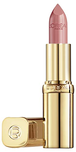 L'Oréal Paris L'Oreal Paris Color Riche 646 Eva, farbintensiver Lippenstift mit Argan-Öl und Vitamin E, pflegt die Lippen, Satin Finish