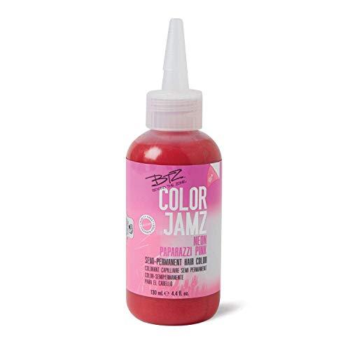 Beyond the Zone Color Jamz Neons Paparazzi Pink Semi Permanent Hair Color Paparazzi Pink