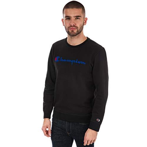 Grau Champion Herren Crewneck Institutionals Sweatshirt Medium Oxgm