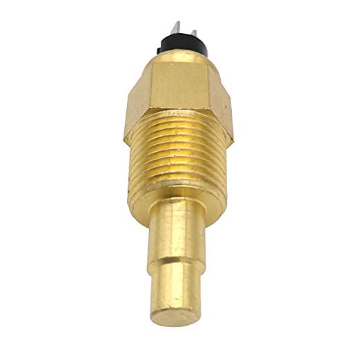 Hachiparts 622-817 622817 Sensor de Temperatura Del Agua Interruptor de Alarma 1/2NPT 103 Compatible Compatible con Grupo Electrógeno F G Wilso n