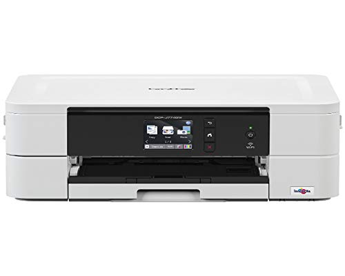Brother DCP-J774DW Colour Inkjet Printer | Wireless & PC Connected | Print, Copy, Scan & 2 Sided Printing | A4