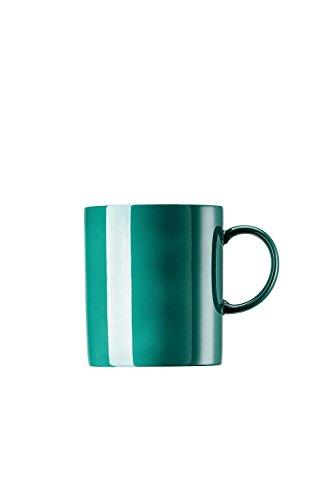 Thomas Rosenthal - Sunny Day - Seaside Green - Becher mit Henkel/Henkelbecher/Kaffeebecher - Porzellan - 300 ml