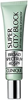 Super City Block Oil-free Daily Face Protector SPF 40 By Clinique - 1.4 Fl Oz