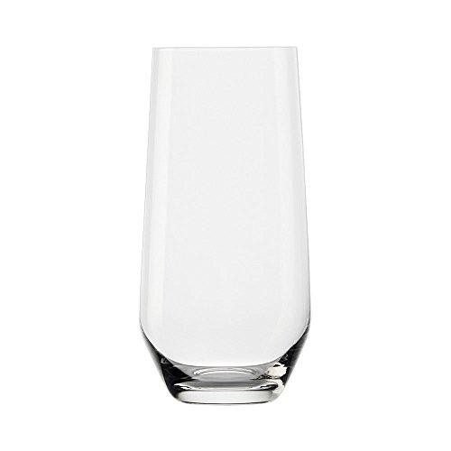 Stölzle 358 00 12, Quatrophil/Revolution Longdrink, 390 ml, Made in Germany, 6er Set in Geschenkbox
