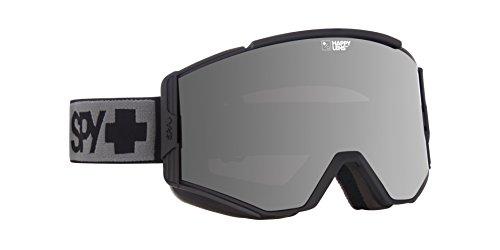 Spy - Masque Spy Ace Elemental Gray Silver Mirror+Yellow - Unisexe