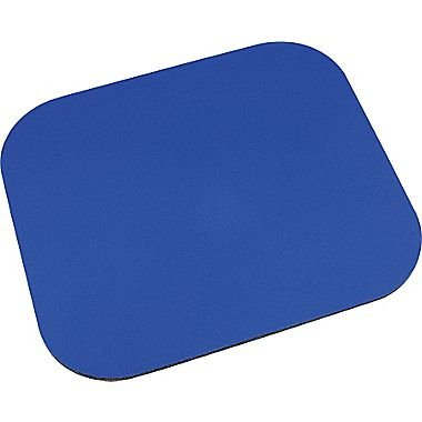 1InTheOffice Mouse Pad (Blue)