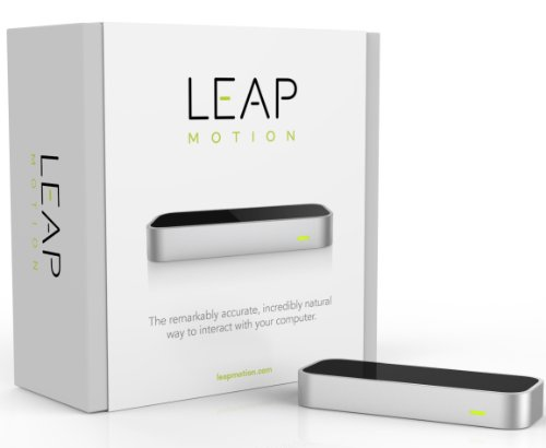 Leap Motion Controller (Interacts with your Mac or PC, comes with Airspace)