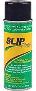 Superior Graphite SLIP Plate, 12 Ounce Aerosol (Pack of 6)