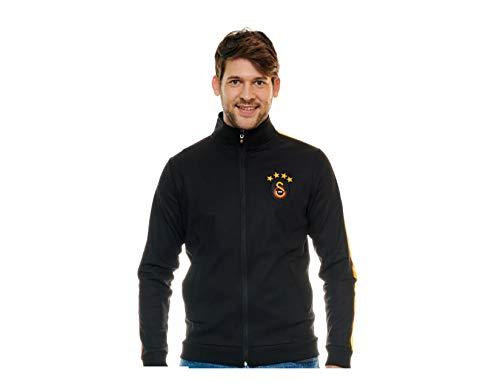 Gs Store Galatasaray Sweatshirt - Schwarz Jacke (X-Large)