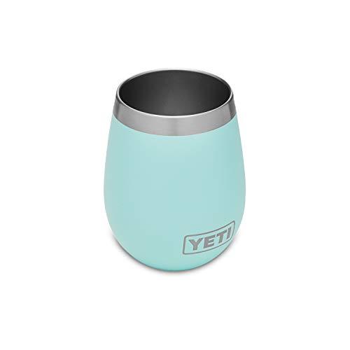 (イエティ) YETI ランブラー 10オンス ワインタンブラー、真空保温、ステンレススチール