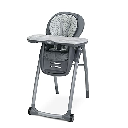 Graco Table2Table Premier Fold 7 in 1 Convertible High Chair | Converts to...