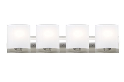 Besa 4WZ-CELTICCL-SN Four Light Wall Sconce from Celtic Collection