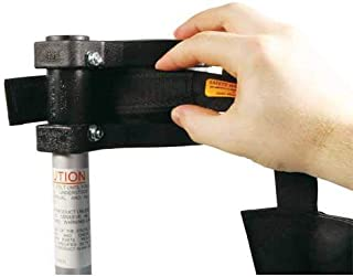 Padded Comfort Stilt Straps for Drywall, Painting - Fits Dura-Stilt, Marshalltown, Import Brands. Durable and Comfortable