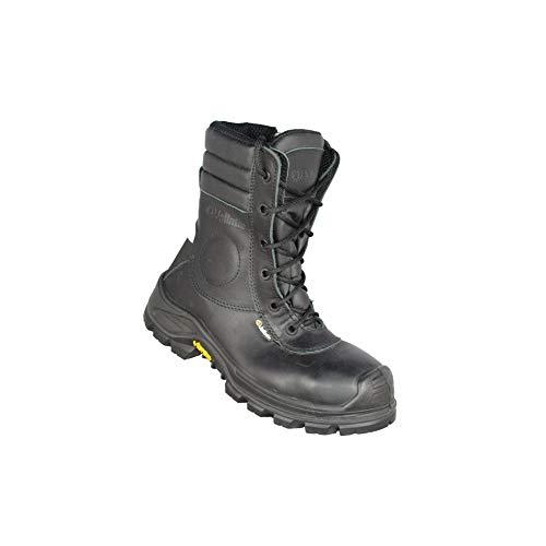 Jalatte JNU20-40 Chaussures de s/écurit/éJ-Nude//Jalcross SAS ESD S3 SRC Taille 40 noir//orange,