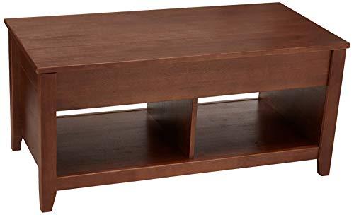 Amazon Basics Lift-top Coffee Table, Espresso
