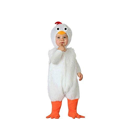 Atosa-39503 Atosa-39503 kostuum kip, jongens, wit, 0 tot 6 maanden