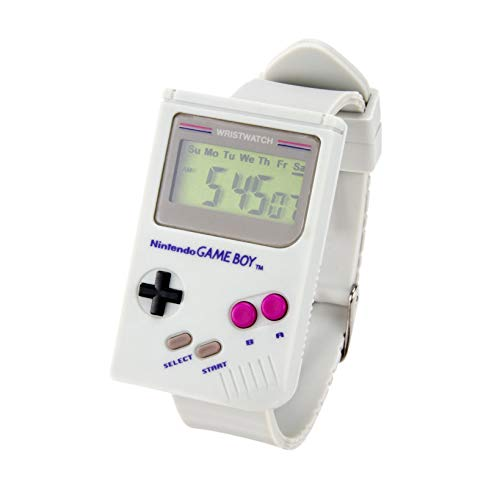 Paladone Gameboy Digital Watch (Model: PP3934NN)
