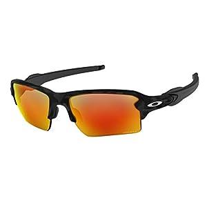 Oakley Flak 2.0 XL OO9188 Sunglasses For Men+BUNDLE with Oakley Accessory Leash Kit