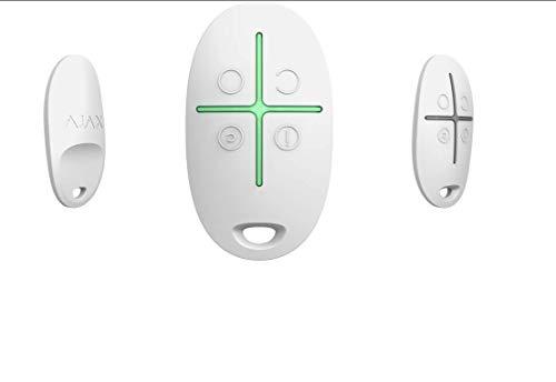 AJAX - Sistema de alarma inteligente con control de espacio y botón de pánico