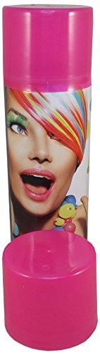 G&M Color Haarspray 250ml | 7 Farben | Haarfarben Fasching Karneval Halloween farbig (Pink)