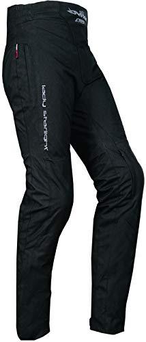 A-Pro Pantaloni Donna Moto Cordura Protezioni CE Sfoderabile Impermeabile Donna 34