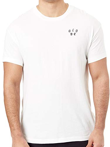 Globe Unite Tee T-Shirt pour Homme Blanc XL Blanc