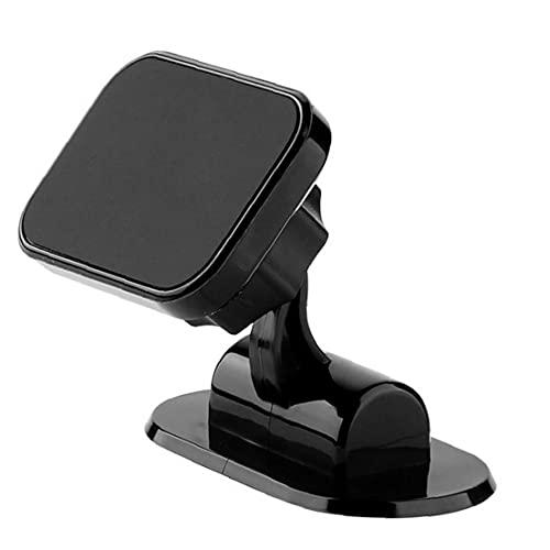 FeelMeet Teléfono del Coche Soporte Móvil Marco de Montaje 360 ??° de rotación del Tablero de Instrumentos Marco de Montaje para el Coche del teléfono Negro