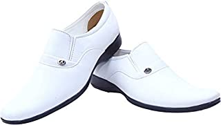 819a4f8c2c79 Walkshoe Faux Leather Casual Slip On Formal Office Shoes for Men's/Boys