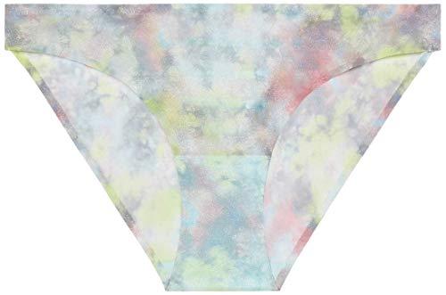 Savage X Fenty Damen Glissenette Unterwäsche im Bikini-Stil, Groovy Print, M