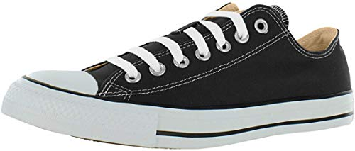 Converse Chuck Taylor All Star Low Top (4 MEN / 6 WOMAN / 36.5 Euro, Classic Black)