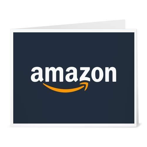 Chèque-cadeau Amazon.fr - Imprimer - Logo Amazon - Bleu marine