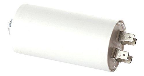 DREHFLEX Anlaufkondensator für Waschmaschine/Trockner/Spülmaschine 12,5µF / 12,5uF